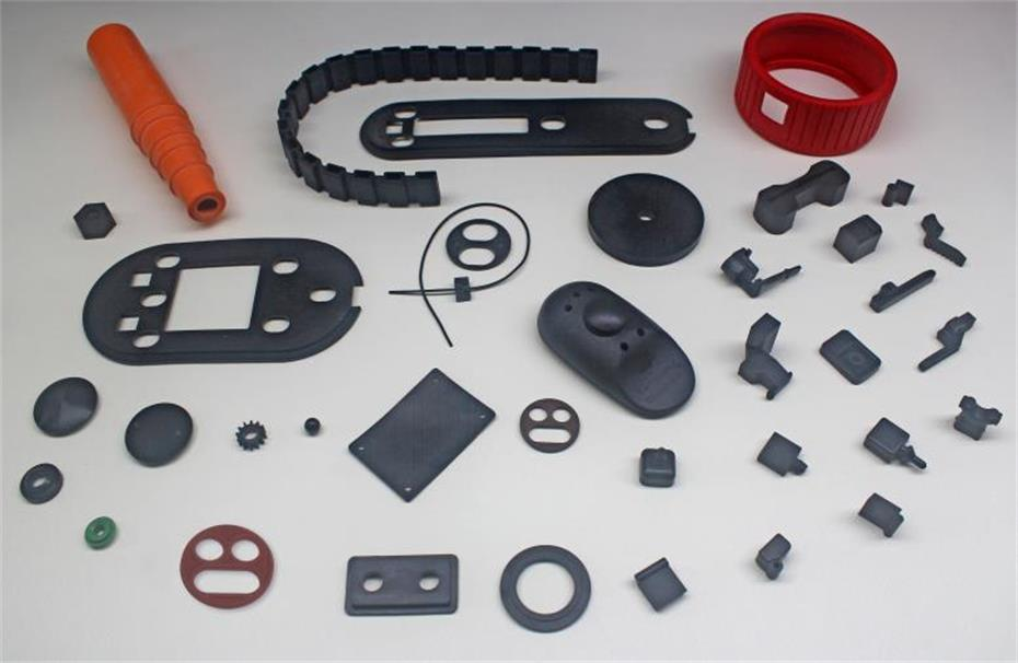 Special customized rubber products