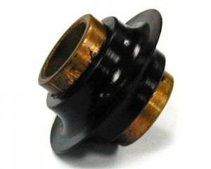Rubber coated iron( black)